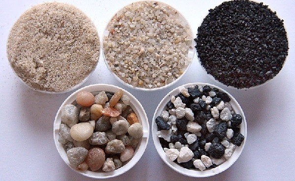 Quartz Sand Filter : Best planted aquarium substrate the guide