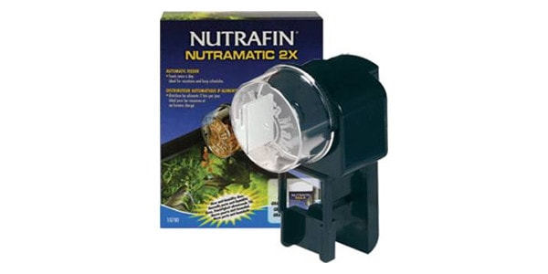 Automatic Fish Feeders - NutraMatic 2X Automatic Feeder