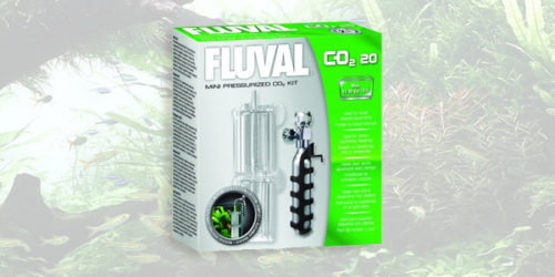 Fluval Mini Co2 Kit