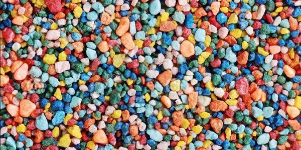 fish tank rocks
