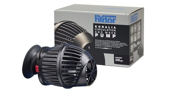 Hydro Koralia Nano 240 Aquarium Circulation Pump 240 GPH