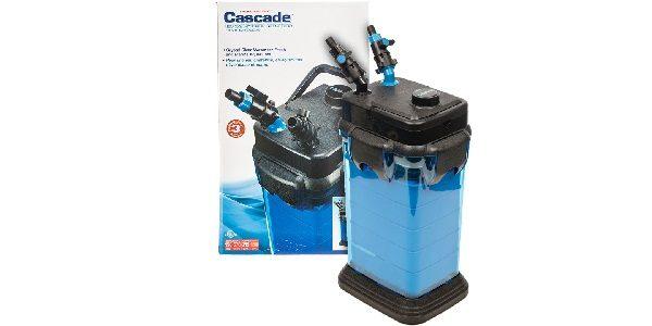 Penn Plax Cascade Canister Aquarium Filter 2